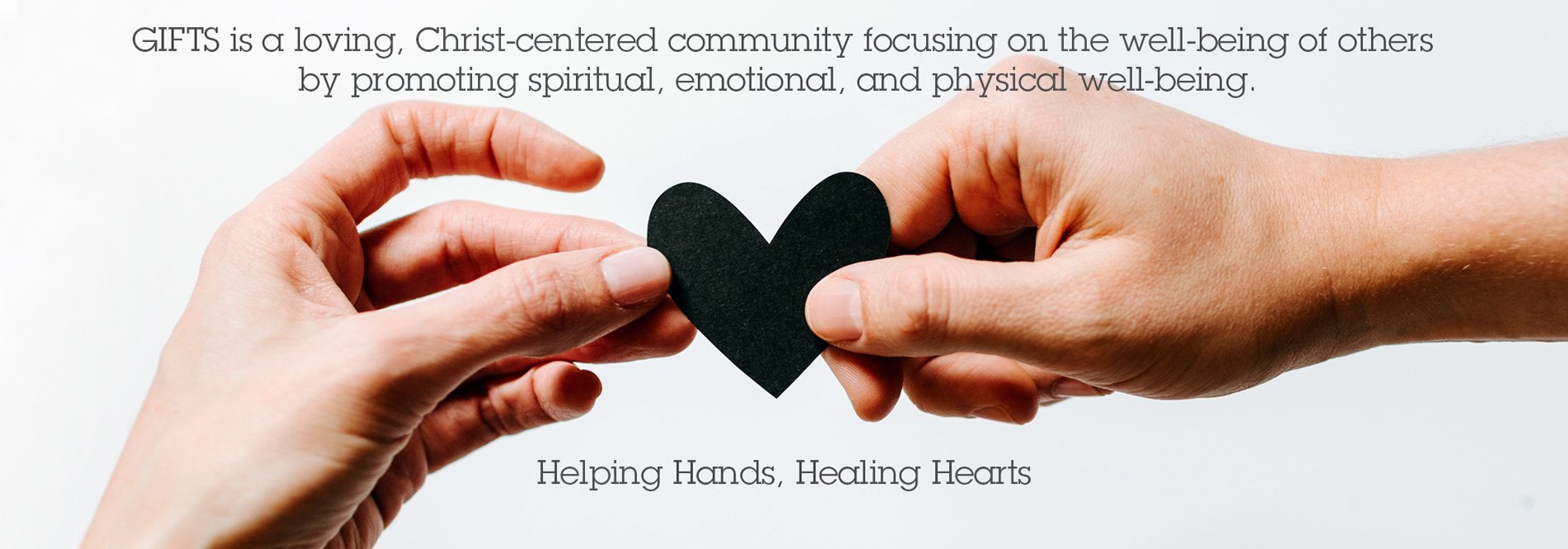 Helping Hands, Healing Hearts